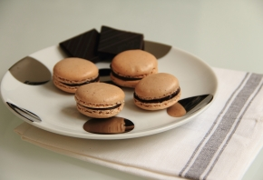 "Step by step / French Almonds ""Macarons"""